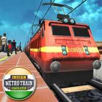 Indian Metro Train Simulator 2020 on 9Apps