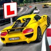 Race Driving License Test on APKTom