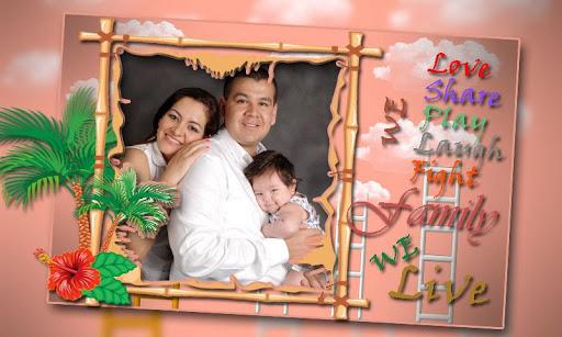 Family Photo Frames - Collage Editor screenshot 4