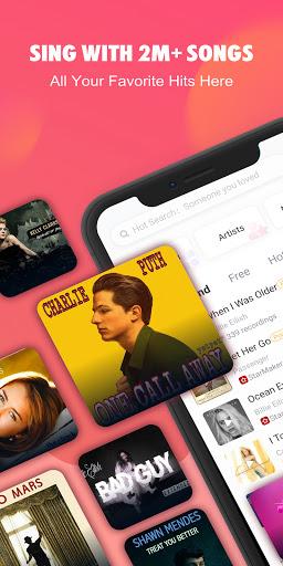 StarMaker Lite: Singing & Music & Karaoke app screenshot 1