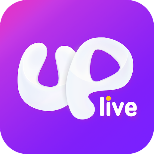 Uplive - Live Video Streaming App icon