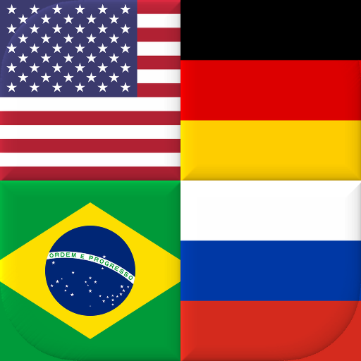 Flags of All Countries of the World: Guess-Quiz أيقونة
