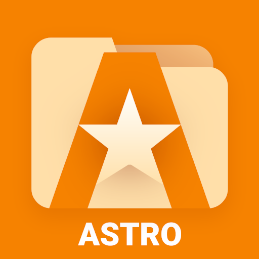 ASTRO File Manager: Storage Organizer & Cleaner icon