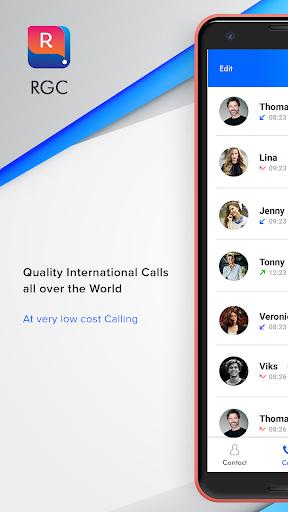 Reliance Global Call screenshot 1