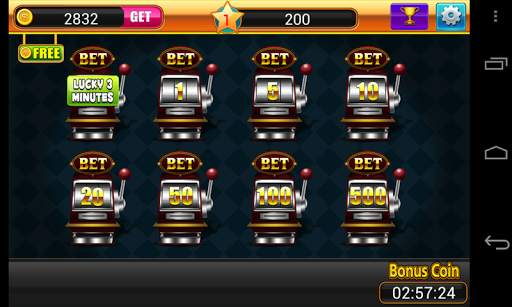 Classic 777 Fruit Slots -Vegas Casino Slot Machine screenshot 4