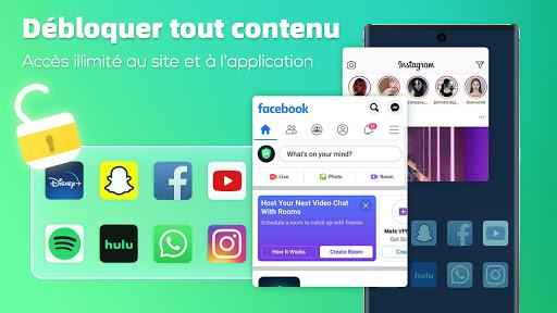 XY VPN - Gratuit, sécurisé, débloquer, super screenshot 5