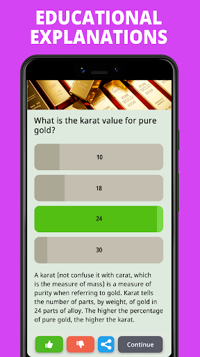 Free Trivia Game. Questions & Answers. QuizzLand. screenshot 5
