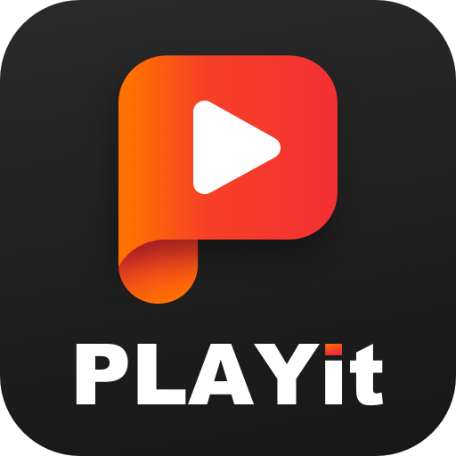 PLAYit - A New All-in-One Video Player icon