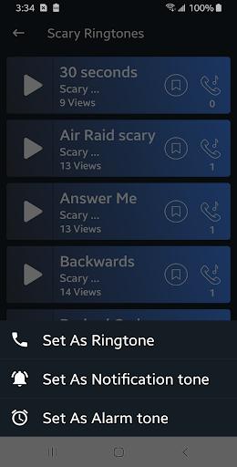 نغمات اضافية كبيرة 3 تصوير الشاشة