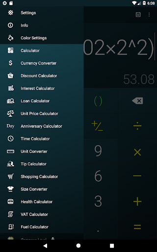 Multi Calculator screenshot 9