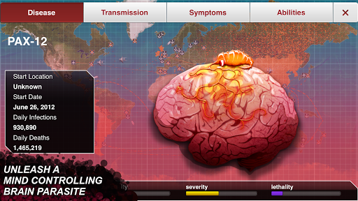 Plague Inc. screenshot 7