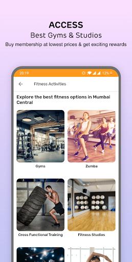 Fitternity - Health & Fitness App screenshot 2