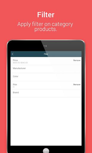 Niftyapp - Magento Mobile App screenshot 13