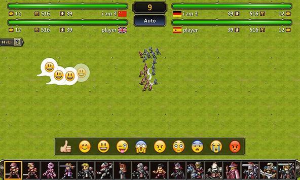 Miragine War Free screenshot 3