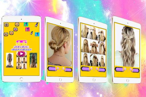 Hairstyles (Step by Step) screenshot 6