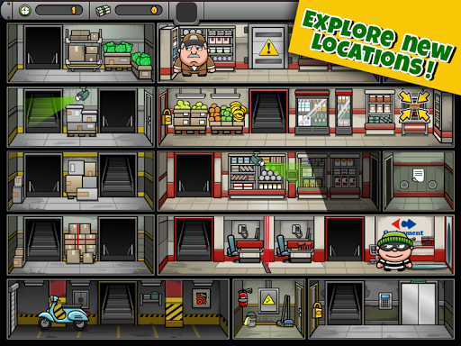 Bob The Robber 4 2 تصوير الشاشة