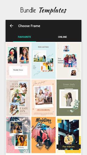 Photo collage, Photo frame screenshot 25