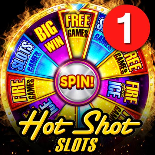 لاس فيغاس فتحات - Hot Shot Casino Games أيقونة