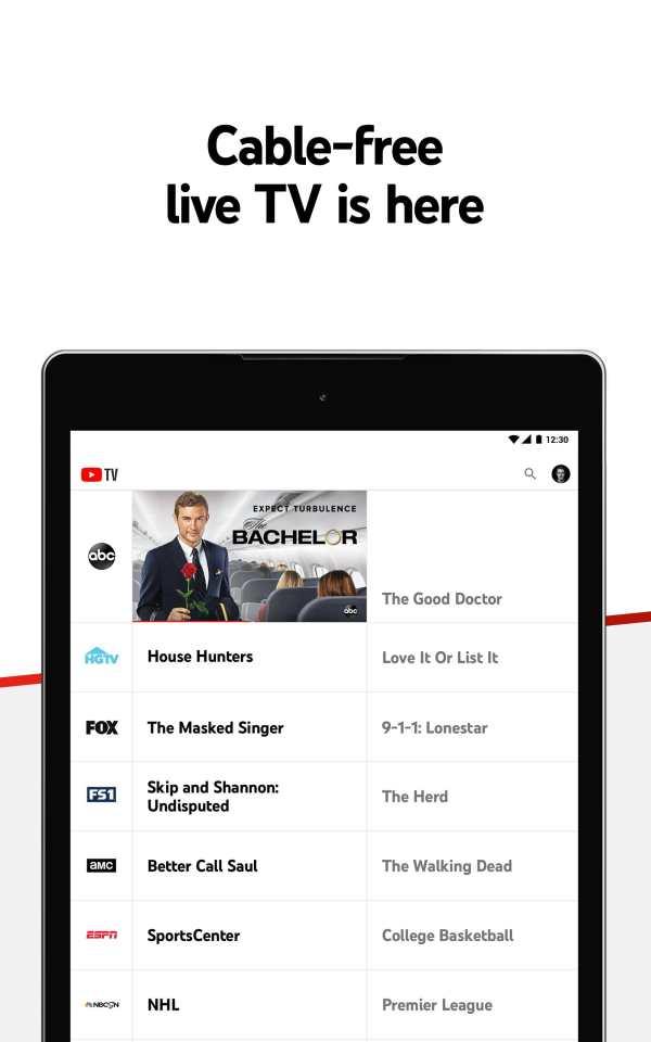 YouTube TV - Watch & Record Live TV screenshot 6