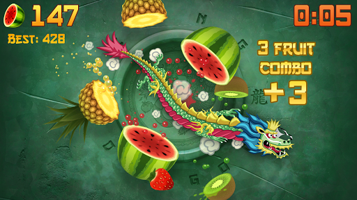 Fruit Ninja® screenshot 4