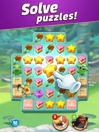 Angry Birds Match 3 screenshot 20