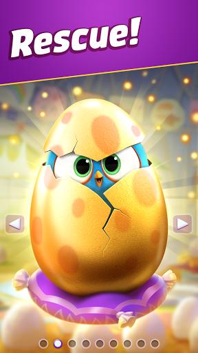 Angry Birds Match 3 4 تصوير الشاشة