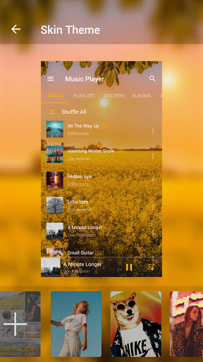 Music Player - MP3 Player, Audio Player screenshot 4