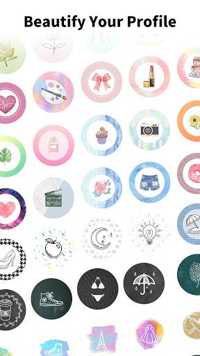 Highlight Cover & Logo Maker for Instagram Story screenshot 1