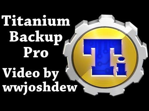 Titanium Backup ★ root needed स्क्रीनशॉट 1