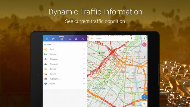 Maps & GPS Navigation: Find your route easily! screenshot 11