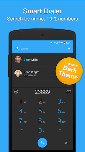 Simpler Caller ID - Contacts and Dialer screenshot 6