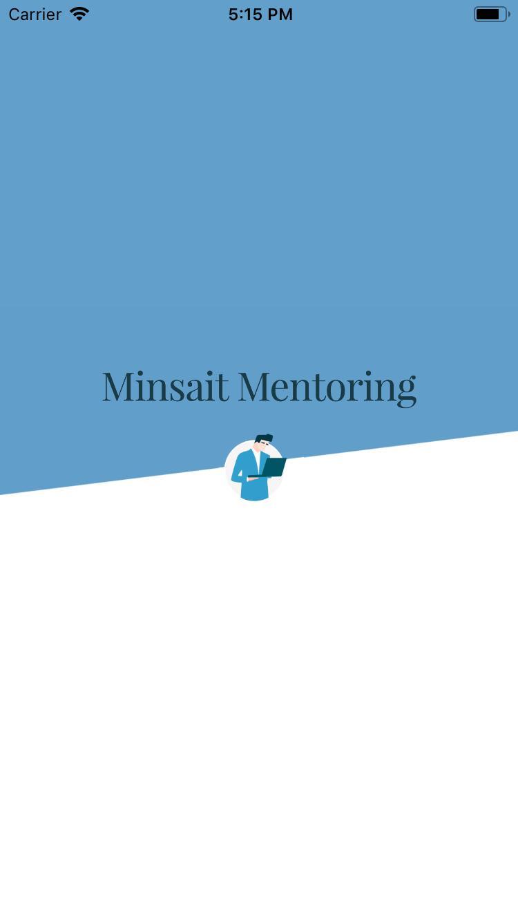Minsait Mentoring screenshot 1