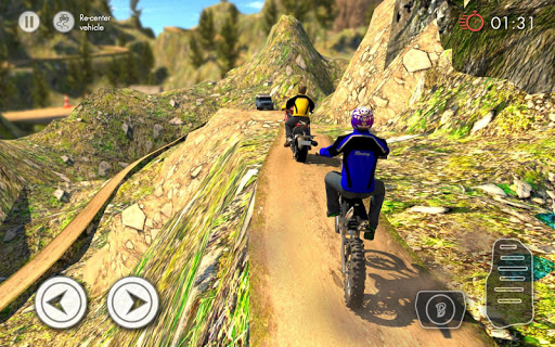 Offroad Bike Racing screenshot 3