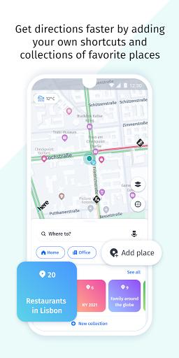 HERE WeGo Maps & Navigation screenshot 7