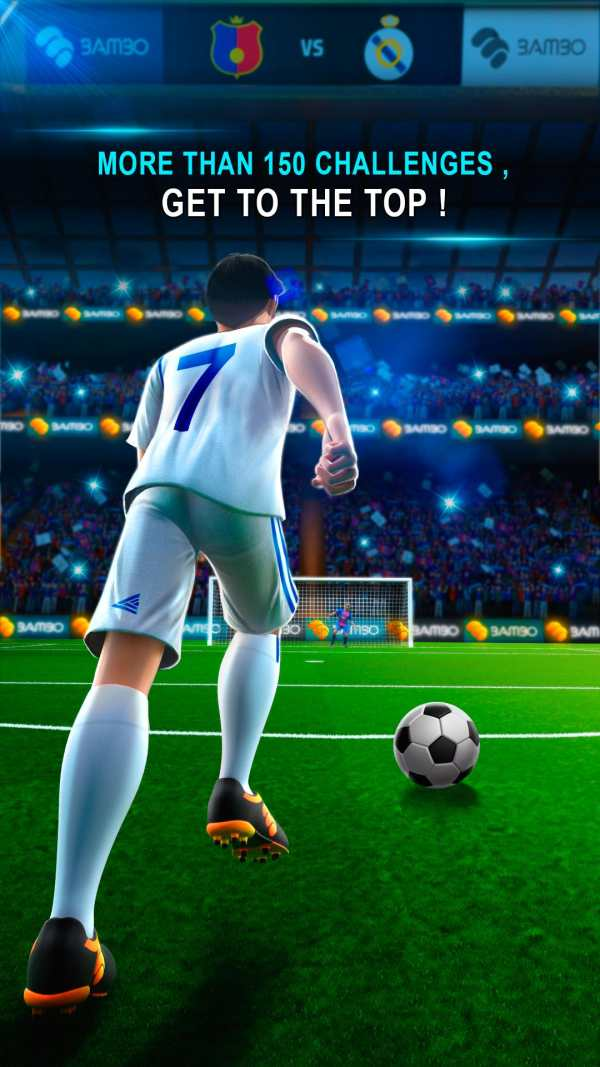 Shoot Goal ⚽️ Football Stars Soccer Games 2020 screenshot 4