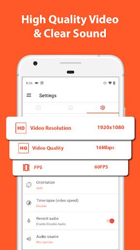 AZ Screen Recorder - Video Recorder, Livestream screenshot 3