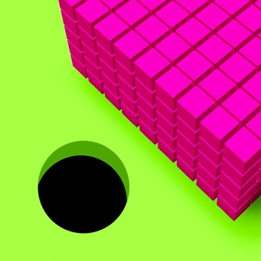 Color Hole 3D أيقونة