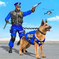 Police Dog Crime Chase Games on 9Apps