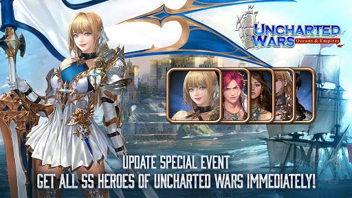 Uncharted Wars: Oceans & Empires screenshot 1