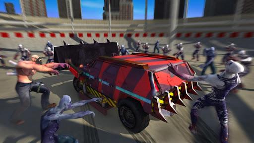 Zombie Smash : Road Kill screenshot 2