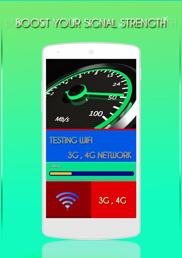 Check Internet Speed screenshot 2