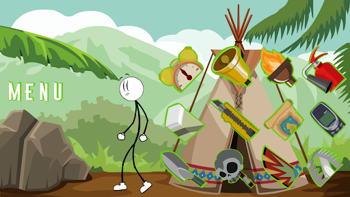 Escaping the Island : Funny Escape Simulation screenshot 1