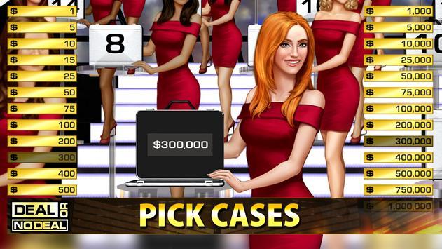 Deal or No Deal 3 تصوير الشاشة