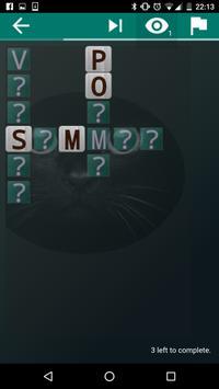 ScrabWord: Word Puzzle Game screenshot 3