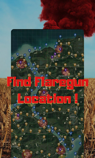 Flare Gun Location and Guide Battleground screenshot 3
