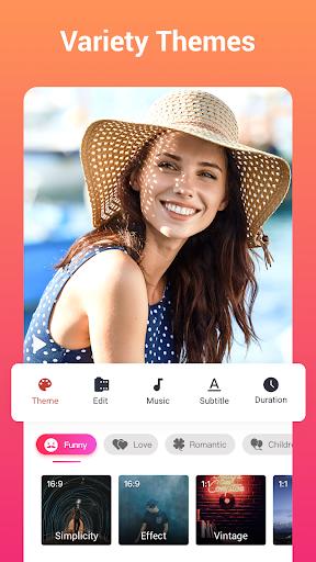 SlidePlus - Photo Slideshow Maker screenshot 4