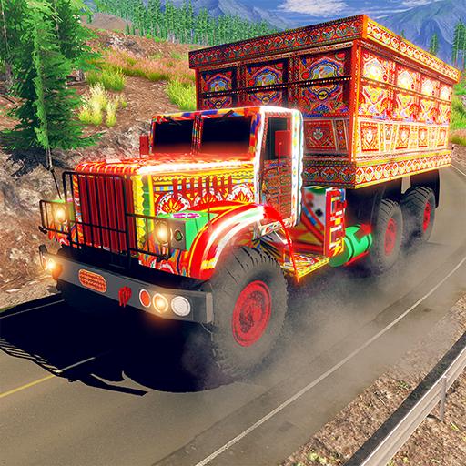 Asian Truck Simulator 2020: เกมขับรถบรรทุก icon