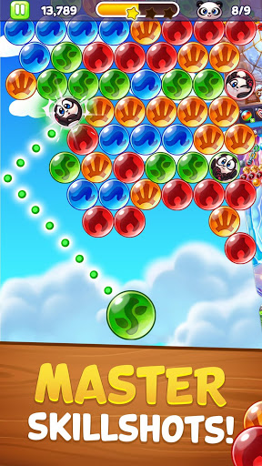 Bubble Shooter: Panda Pop! 1 تصوير الشاشة