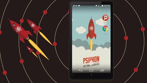 Psiphon Pro screenshot 1
