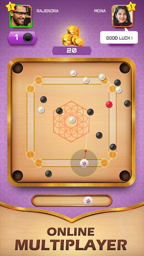 Carrom Friends : Carrom Board & Pool Game screenshot 9